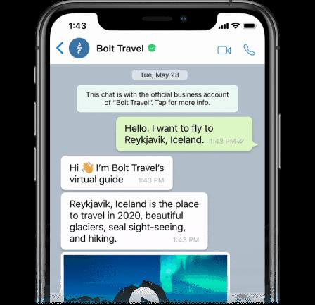 WhatsApp Travel
