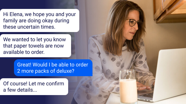 Scale Contact Center Capacity With Conversational Ai