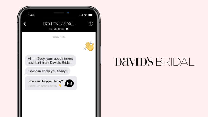 David's Bridal Success Story
