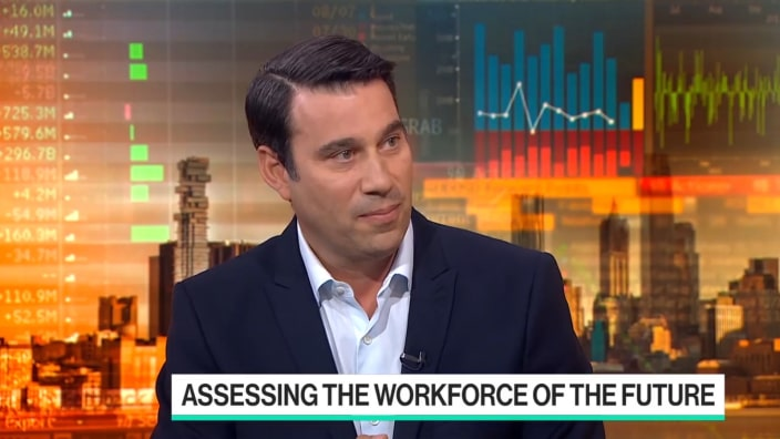 LivePerson CEO on how AI, bots are changing the workforce