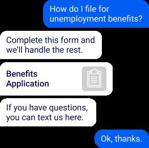 Government Conversation Commerce